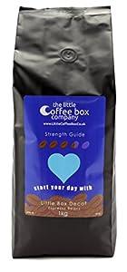 Little Decaf Espresso Coffee Beans 1kg Decaffeinated - 100% Premium Arabica