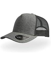 f8e0135dac363 Atlantis Unisex 100% Cotton Summer Trucker Cap Baseball Cap Dad Hats  Outdoor Casual Sun Caps