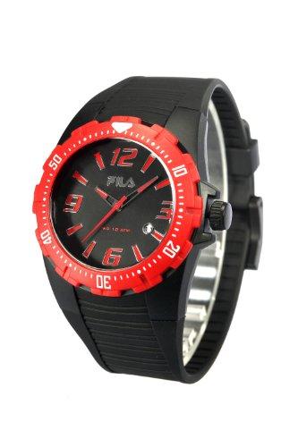 da-uomo-fila-fl38023002-cinturino-nero-in-gomma-orologio-rosso-lunetta-con-quadrante-nero-e-rosso-de