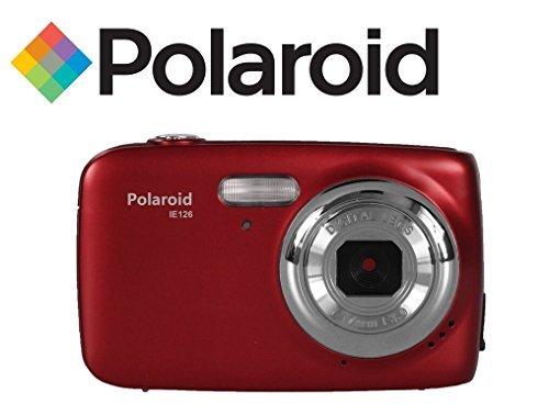 Galleria fotografica Fotocamera numerico Ultra Compatta Polaroid IE126di 18Mpx (Rosso)