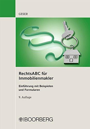 Rechts ABC für Immobilienmakler
