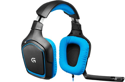 Logitech G35 Surround Sound Headset for PC: Amazon.co.uk