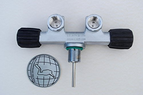 Preisvergleich Produktbild Scubatec Doppelventil / feststehend