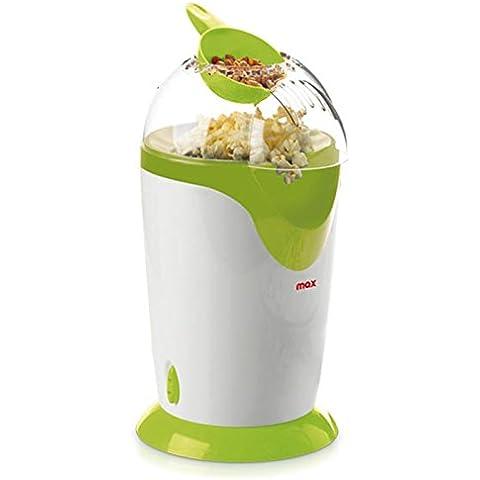 Máquina eléctrica para Pop Corn Maker con tapa dosificador 1200