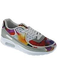 De-Angelwings - Zapatillas para mujer, color, talla 37