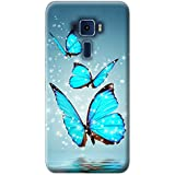 Mott2 Back Case For Asus Zenfone 3 ZE520KL (5.2 Inches) | Asus Zenfone 3 ZE520KL (5.2 Inches)Back Cover | Asus Zenfone 3 ZE520KL (5.2 Inches) Back Case - Printed Designer Hard Plastic Case - Girls Theme