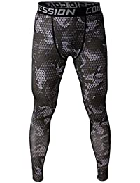 Magideal Männer Leggings lang Unterhose Unterwäsche Strumpfhose Herrenleggings Hose
