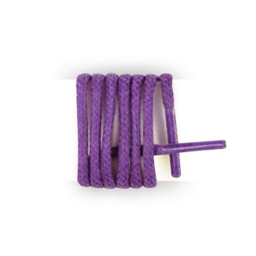 Meslacets - Lacets chaussures ville ronds et fins coton 120CM