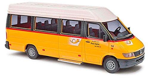 Busch Voitures - BUV47845 - Modélisme - Mercedes-Benz - Sprinter de la Poste Suisse - 1995