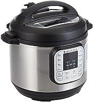 Instant Pot DUO 6, 5.7 L (6-Quart), 7-in-1 Multi-Use Electric Programmable Pressure Cooker, 14 smart programs,
