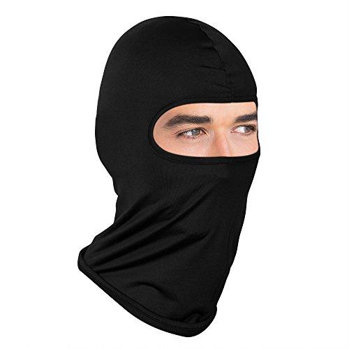 Preisvergleich Produktbild Rusty Bob Sturmhaube Balaclava für Motorrad-Fahrer und Ski Maske Wintersport und Outdoor Sturmmaske