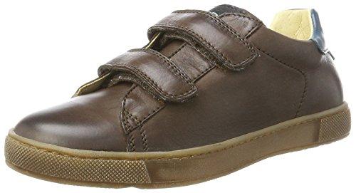 Naturino Jungen 5226 VL Sneaker, Braun (Ebenholz), 32 EU
