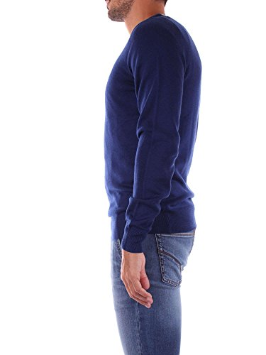 Fred Perry Fp Classic Crew Neck, Pullover Sportivo Uomo Navy french