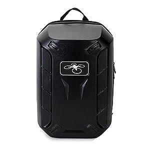 Backpack for DJI Phantom 3 Standard Case Waterproof Travel Shoulder Bag Hardshell Turtle Shell for Phantom 4 Drone Accessories Black by Crazepony-UK from Crazepony-UK