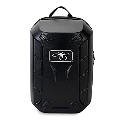 Backpack for DJI Phantom 3 Standard Case Waterproof Travel Shoulder Bag Hardshell Turtle Shell for Phantom 4 Drone