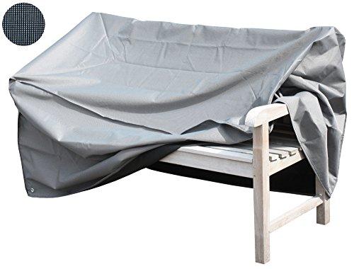 Schutzhülle Gartenmöbel Luxus Abdeckung Gartenbank Schutzhaube Abdeckplane L 130 x 78 x 80 cm