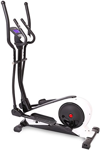 SportPlus Cross Trainer with Approximately 18 kg Flywheel Mass � Can be used with Smartphone via the Cardiofit App � Max. User Weight 120 kg