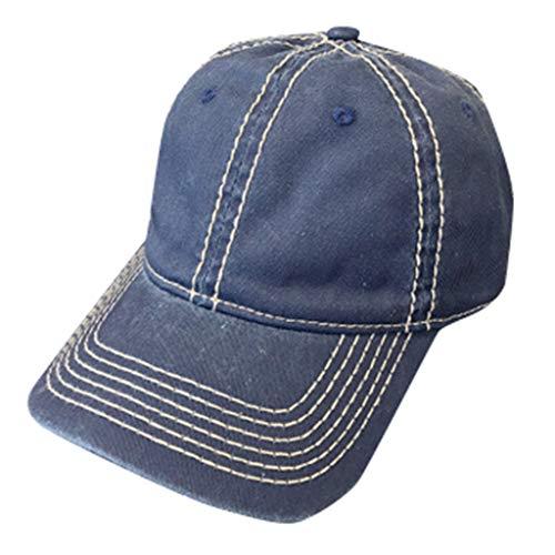 CRE87 Damen Men Women Baseball Caps Fashion Adjustable Cotton Cap Star Rhinestone Cap -