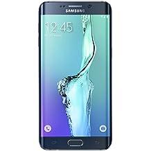 "Samsung Galaxy S6 Edge+ - Smartphone libre Android (pantalla 5.7"", cámara 16 Mp, 32 GB, Octa-Core 2.1GHz Quad + 1.5GHz Quad, 4 GB RAM), negro [modelo alemán]"