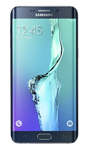 Samsung Galaxy S6 edge+ Smartphone (5,7 Zoll (14,39 cm) Touch-Display, 32 GB Speicher, Android 5.1) schwarz-sapphire -