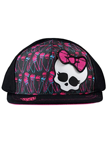Monster High Mädchen Monster High Baseballkappe 4 Bis 8 Jahre (Kinder Machen Schrecklich)