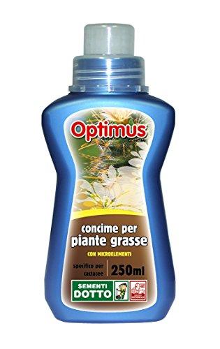 Sdd 50100210 Optimus Concime Liquido Piante Grasse, Verde