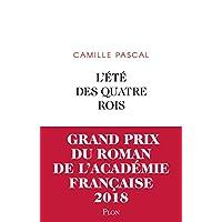 Prix de l'Acédémie française 2018