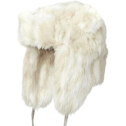 Tierpanzerfahrer Frauen Fur Trapper-Hut