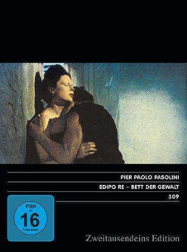 Edipo Re - Bett der Gewalt. Zweitausendeins Edition Film 309.