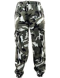 Game Army Camo Camouflage Kapuzeie / Jogging Bottoms Urban