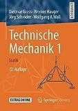 : Technische Mechanik 1: Statik (Springer-lehrbuch)