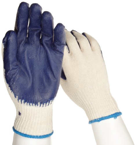 West Chester 708SLC Large | Cotton Polyester Gloves White | Pack of 12 Pairs - Chester Labs