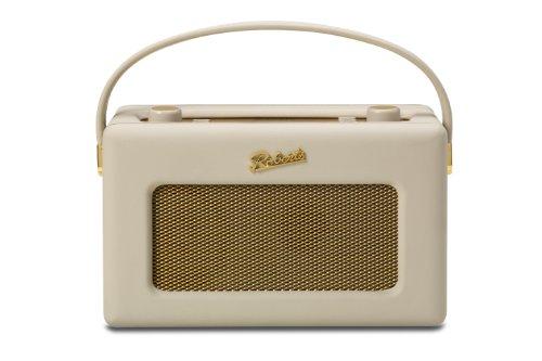 Roberts Revival iStream 2 pastel cream (DAB+/FM/Spotify/USB + WIFI Internetradio)