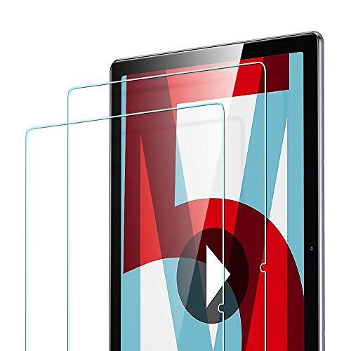 ESR Panzerglas Folie [2 Stück] kompatibel mit Huawei MediaPad M5 / M5 Pro 10,8