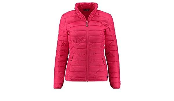 Meru Seattle Women's Outdoor Quilted Jacket, pink (315), S