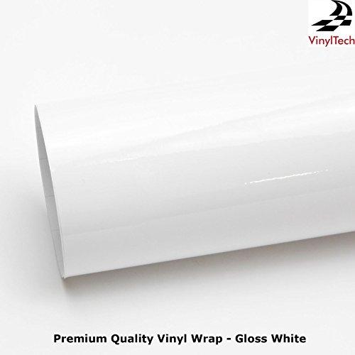 vinyltech-premium-quality-vinyl-wrap-senza-bolle-multi-di-colore-bianco-lucido