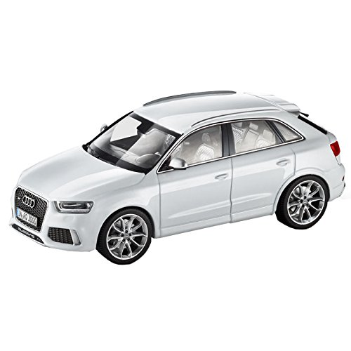 Audi 5011313613 Miniatura RS Q3, 1:43, Glacier Blanco