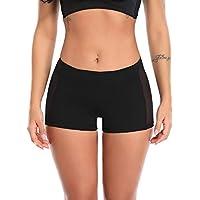 CNKM Mujeres Body Shaper Butt Lifter Tummy Control Bragas Booty Lifter Nalgas Enhancer Slim Underwear, S