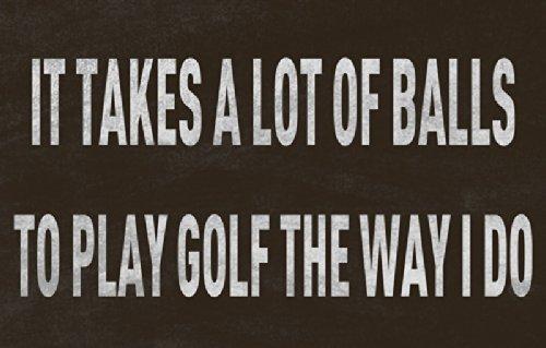 Homestreet Panneau de Golf en Bois laminé avec Cadeau...