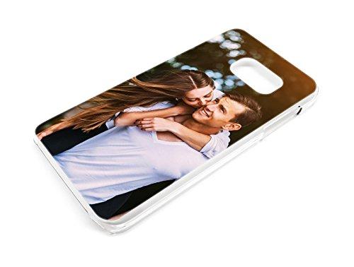 Premium Handyhülle für Apple iPhone-Serie mit eigenem Foto und Text * Cover Case Schutzhülle, Farbe:Schwarz, Handy / Hüllentyp:Apple iPhone 5 TPU-Silikon Rosa