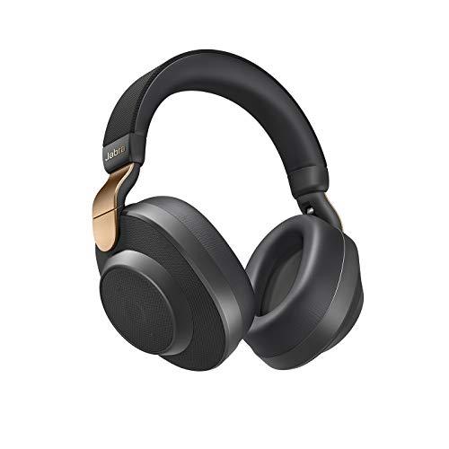 Jabra Elite 85h Alexa Edition - Cuffie Wireless Sovraurali con ANC e Tecnologia SmartSound, Bluetooth 5.0, con Alexa integrata, Nero e Rame