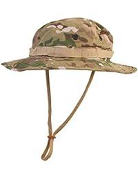 US British Army Military Jungle Boonie Sun Bush Hat Baseball Cap UTP Visor DPM Camo
