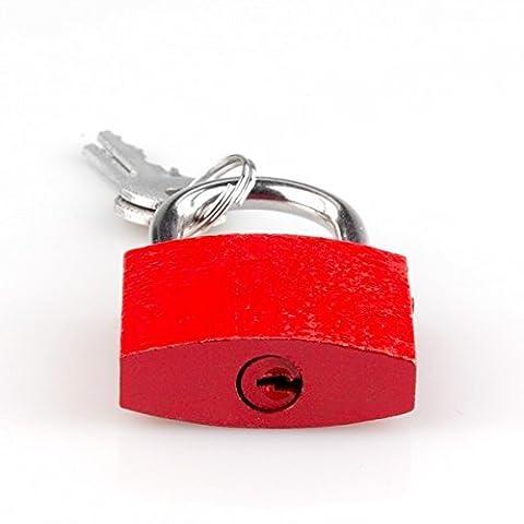 Schloss Liebesschloss Bügelschloss mit Schlüssel