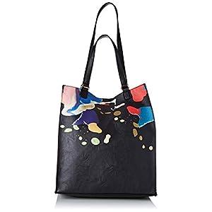 Desigual Damen Bag Arty Cooper Colorado Umhängetasche