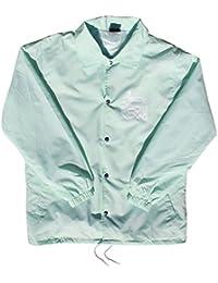 Agora Mint Coach Jacket