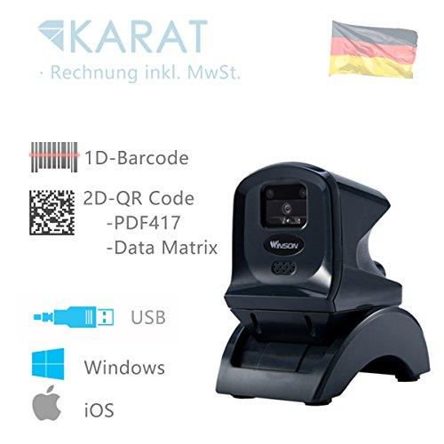 1d 2d Barcode Tisch Scanner USB Dock LED Desktop 1533 Für Lager Büro Kasse Labor Usb Desktop Dock