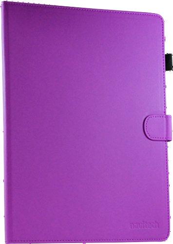navitech-rotierbares-bycast-purple-leder-case-cover-hulle-mit-stylus-pen-fur-das-medion-lifetab-s831