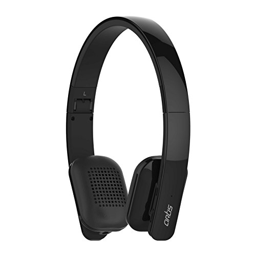 Artis BH300M Bluetooth Headphone with Mic. with Aux in. (Black)  available at amazon for Rs.1099