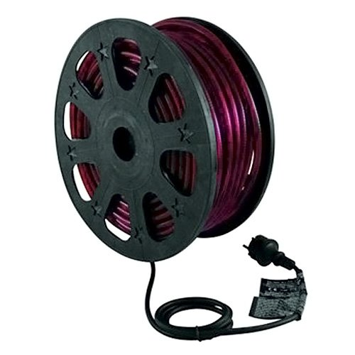 EUROLITE 50506045 UNIVERSAL STRIP LIGHT INTERIOR / EXTERIOR 1584LAMPS 44000MM   CINTA LUMINOSA (LED  UNIVERSAL STRIP LIGHT  INTERIOR / EXTERIOR  TRANSPARENTE  IP44  ROJO)