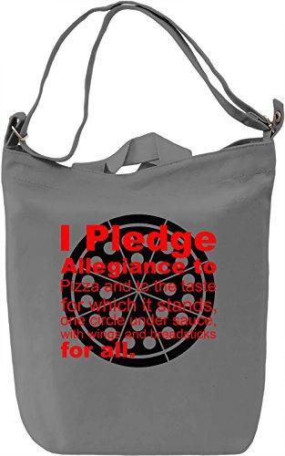 i-pledge-allegiiance-to-pizza-and-to-taste-slogan-borsa-giornaliera-canvas-canvas-day-bag-100-premiu